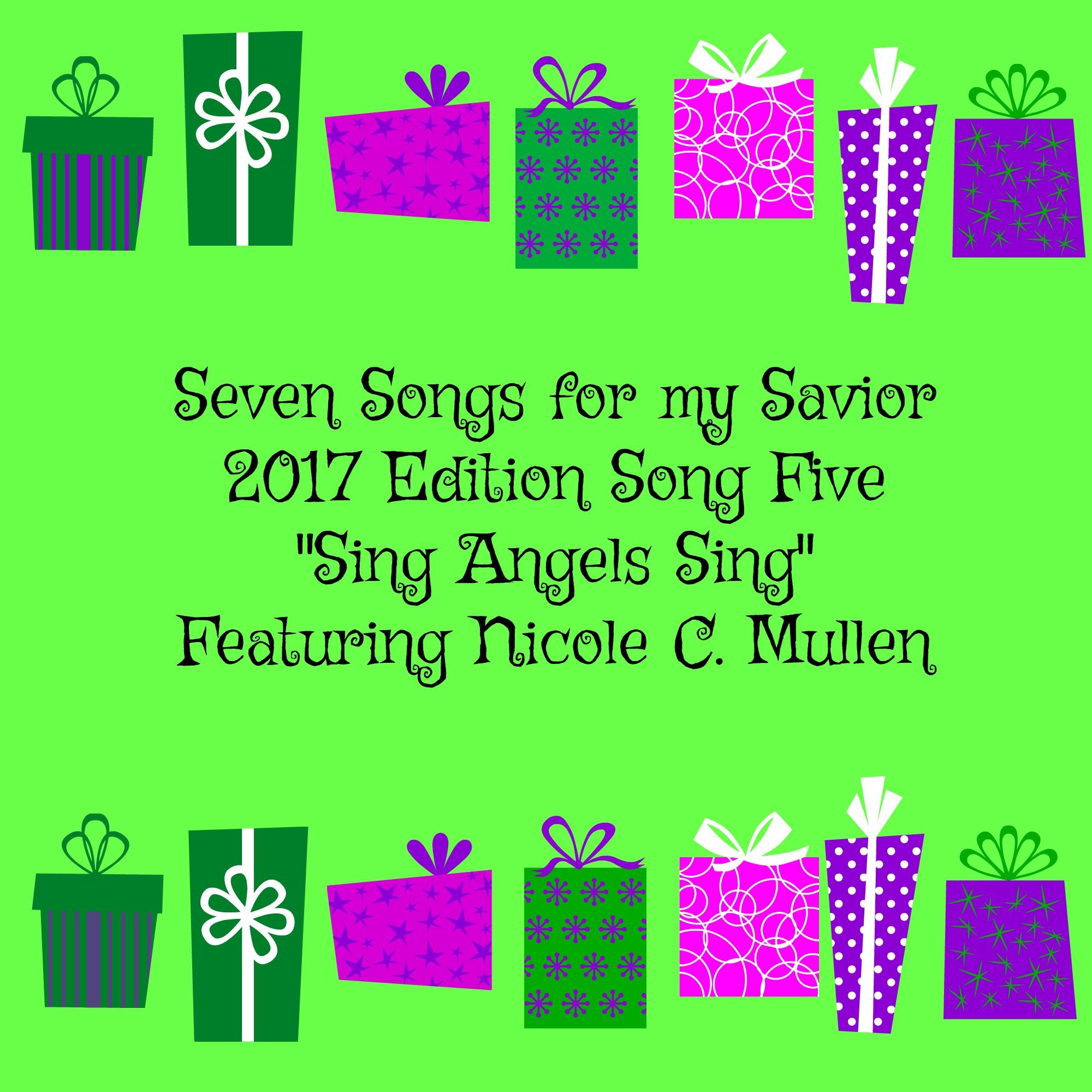 Sing Angels Sing