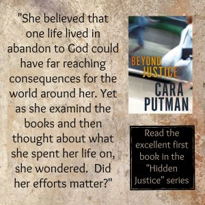 Cara Putman Beyond Justice Making an Effort