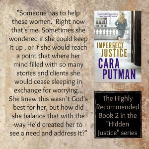 Cara Putman Imperfect Justice