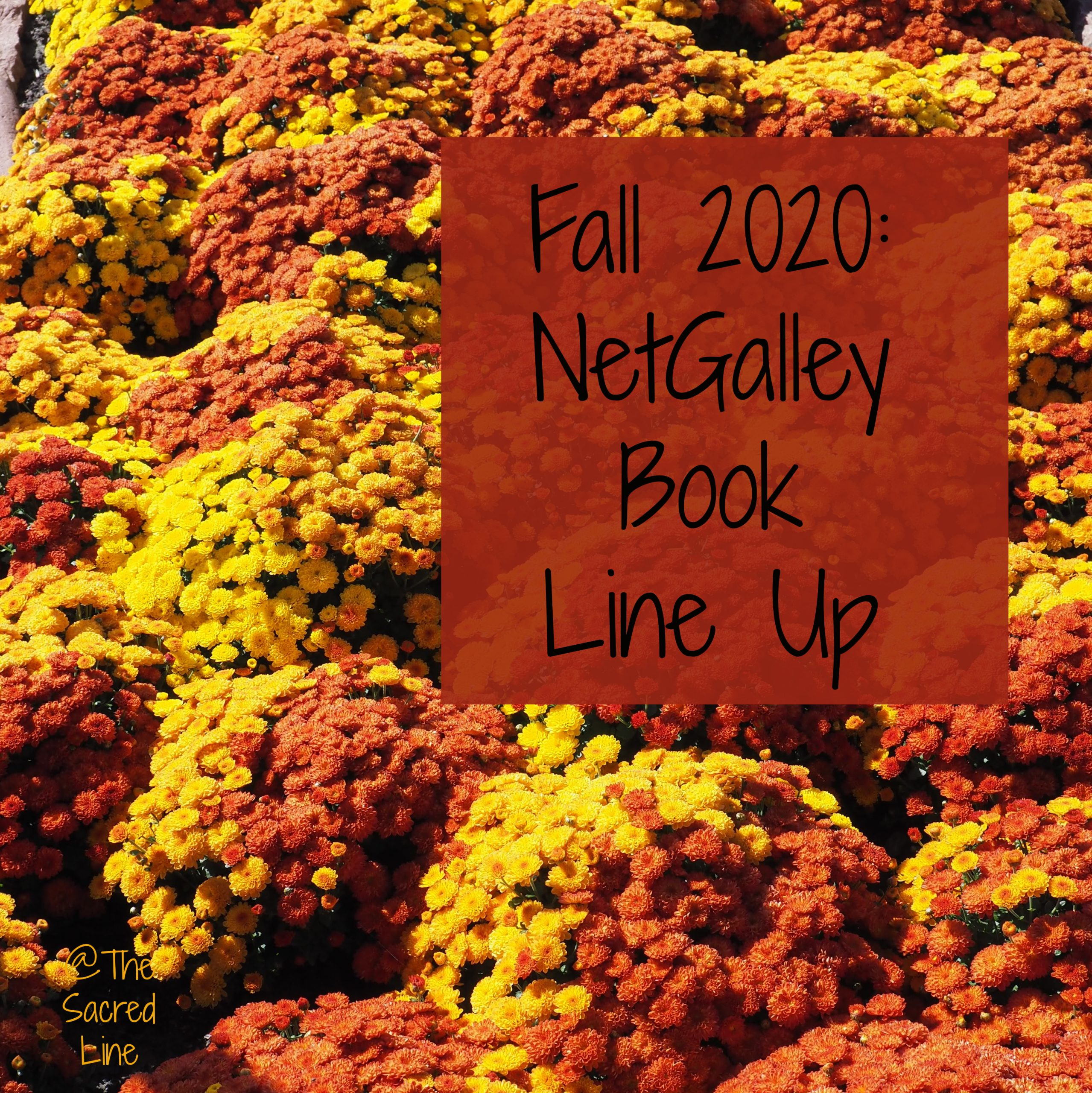 NetGalley Fall