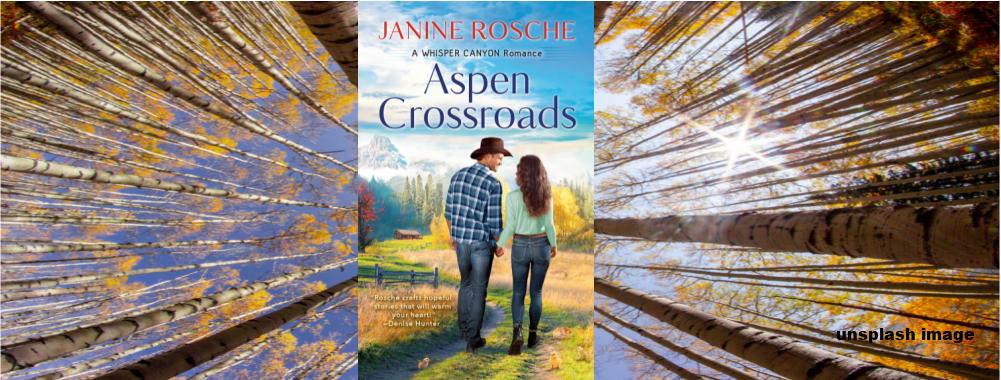 Aspen Crossroads by Janine Rosche