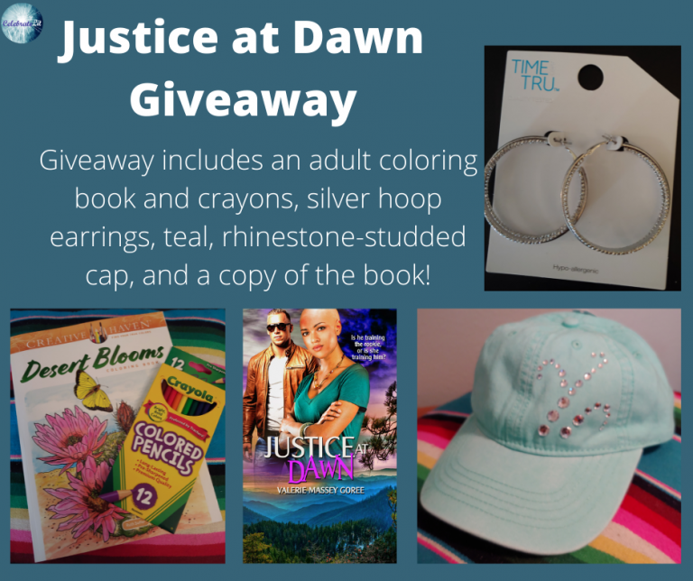 Celebrate Lit Justice at Dawn Giveaway